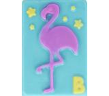 Bomb Cosmetics Flamingo - Glamingo 3D Natural glycerin soap 110 g