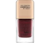 Catrice Stronger Nails Strengthening Nail Lacquer nail polish 01 Powerful Red 10.5 ml