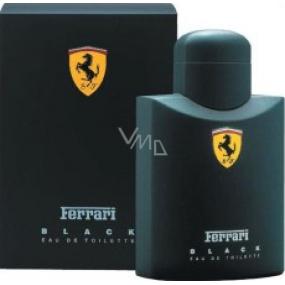 Ferrari Black toaletní voda pro muže 125 ml