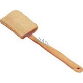 Loofah Style Natural massage sponge - brush LF217