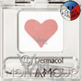 Dermacol Mon Amour Eyeshadow 01 Duo 2.2 g