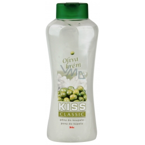 Mika Kiss Classic Oliva cream bath foam 1 l