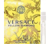 Versace Yellow Diamond eau de toilette for women 1.5 ml with spray, vial
