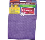 Clanax Diamond cloth microfiber 40 x 40 cm 1 piece