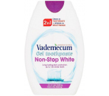 Vademecum Non-Stop White 2in1 toothpaste and mouthwash in one 75 ml
