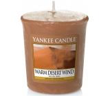 YANKEE CANDLE Votive Warm Desert Wind 3839