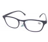 Glasses dioplast + 2 black-violet MC2145