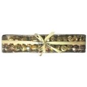 Rolničky in a box of gold 1,5 cm, 39 pcs