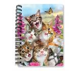 Prime3D Workbook A5- Kitten