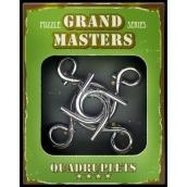 Albi Grand Masters metal puzzle - Quadruplets 4/4