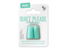 Earplugs - mint