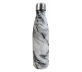 Thermo bottle marble
