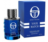 Sergio Tacchini Your Match 100 ml men's aftershave