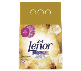 Lenor Color 2in1 Gold Orchid scent of vanilla, mimosa, roses and peach washing powder 18 wash 1.35 kg