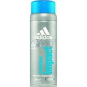 Adidas Fresh Impact antiperspirant deodorant spray for men 150 ml
