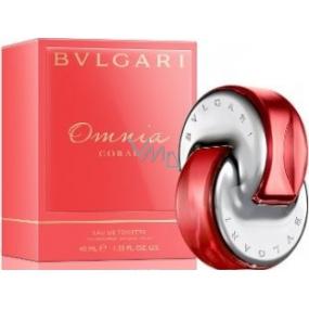 Bvlgari Omnia Coral EdT 40 ml eau de toilette Ladies