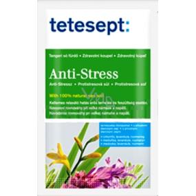 Tetesept Anti-stress Lavender and Lemon balm 100% Sea salt 80 g Anti Stress
