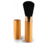 Diva & Nice Make-up brush with gold cap 1 piece