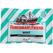 Fishermans Friend Candies Dia Nate 25g Green 7444