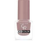 Golden Rose Ice Color Nail Lacquer nail polish mini 120 6 ml