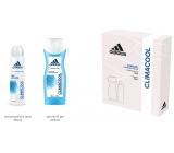 Adidas Climacool antiperspitant deodorant spray for women 150 ml + 250 ml shower gel, cosmetic set