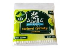 Abella Premium cotton swabs bag of 100 pieces