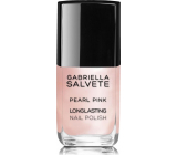 Gabriella Salvete Longlasting Enamel long-lasting nail polish with high gloss 51 Pearl Pink 11 ml