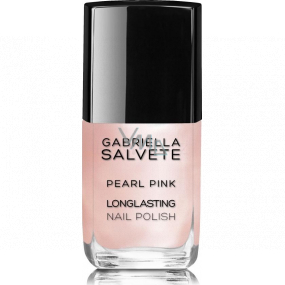 Gabriella Salvete Longlasting Enamel nail polish 51 Pearl Pink 11 ml