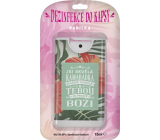 Albi Pocket disinfection with the scent of vanilla Great friend 15 ml