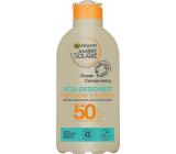 Garnier Ambre Solaire Eco Designed Protection SPF50 suntan lotion 200 ml
