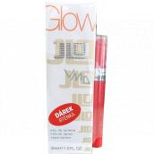Jennifer Lopez Glow By JLo Eau de Toilette for Women 30 ml + Revlon Ultra HD Gel Lipcolor 725 Sunset 1.7 g, gift set