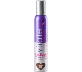 Vitale Exclusively Professional barvící pěnové tužidlo s vitaminem E Brown - Hnědá 200 ml