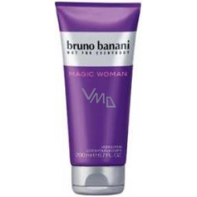 Bruno Banani Magic body lotion for women 200 ml
