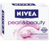Nivea Pearl & Beauty solid toilet soap 100 g