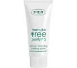 Ziaja Manuka Tree Purifying Deep Cleansing Exfoliating Mask 75 ml