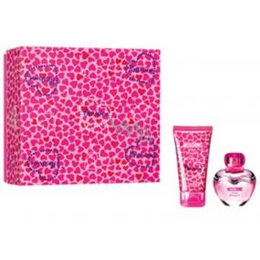 Moschino Pink Bouquet eau de toilette for women 30 ml + body lotion 50 ml, gift set