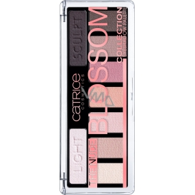 Catrice The Nude Blossom Eyeshadow Palette 010 Blossomn Roses 10 g