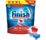 Finish All in 1 Max Regular dishwasher tablets 76 pieces