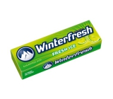Wrigleys Winterfresh Fresh Ice chewing gum 10 pieces