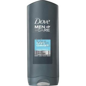Dove Men + Care Clean Comfort 250 ml men's shower gel