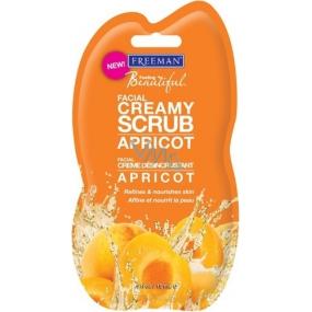 Freeman Feeling Beautiful Apricot Creamy skin peeling 15 ml