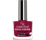 Golden Rose Rich Color Nail Lacquer lak na nehty 023 10,5 ml