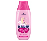 Schauma Kids Girl Girl's Fruit Shampoo and Balm 250 ml