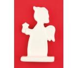 Ceramic angel 10 cm