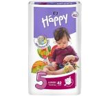 Bella Happy 5 Junior 12-25 kg nappy panties 42 pieces
