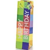 BSB Luxury Gift Paper Bag 36 x 10.5 x 10 cm Happy Birthday LDT 290-F