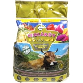 Biom Sedlák's cow manure granulated natural fertilizer 3 kg