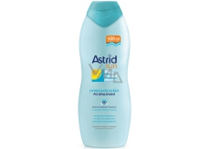 Astrid Sun milk after opal splash 400ml 0662