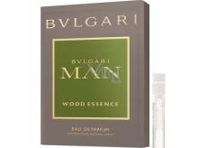 Bvlgari Man Wood Essence perfumed water 1.5 ml with spray, Vial