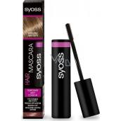 Syoss Hair Mascara mascara for immediate covering of shoots Dark Blond - dark blond 16 ml